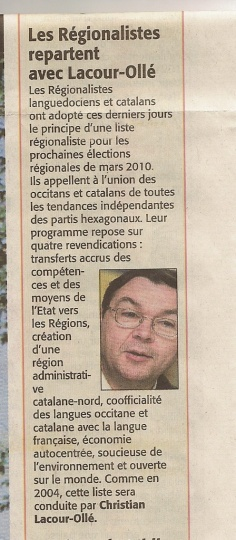 article midi libre du 19 octobre 2009
